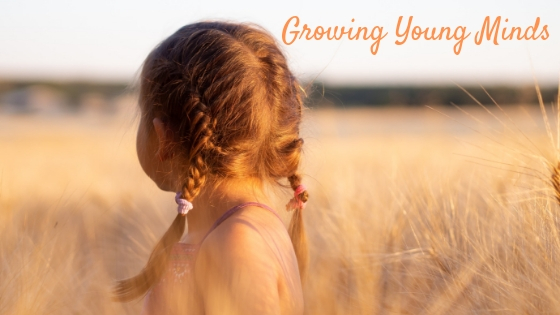 Together we can grow young minds.